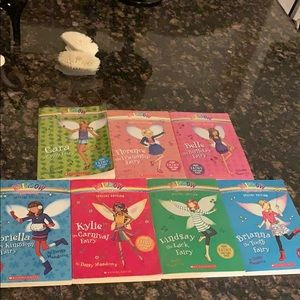 Rainbow Magic 7-Piece Fairy Book Set